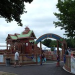 Malone Park, Playground at Malone, New Berlin